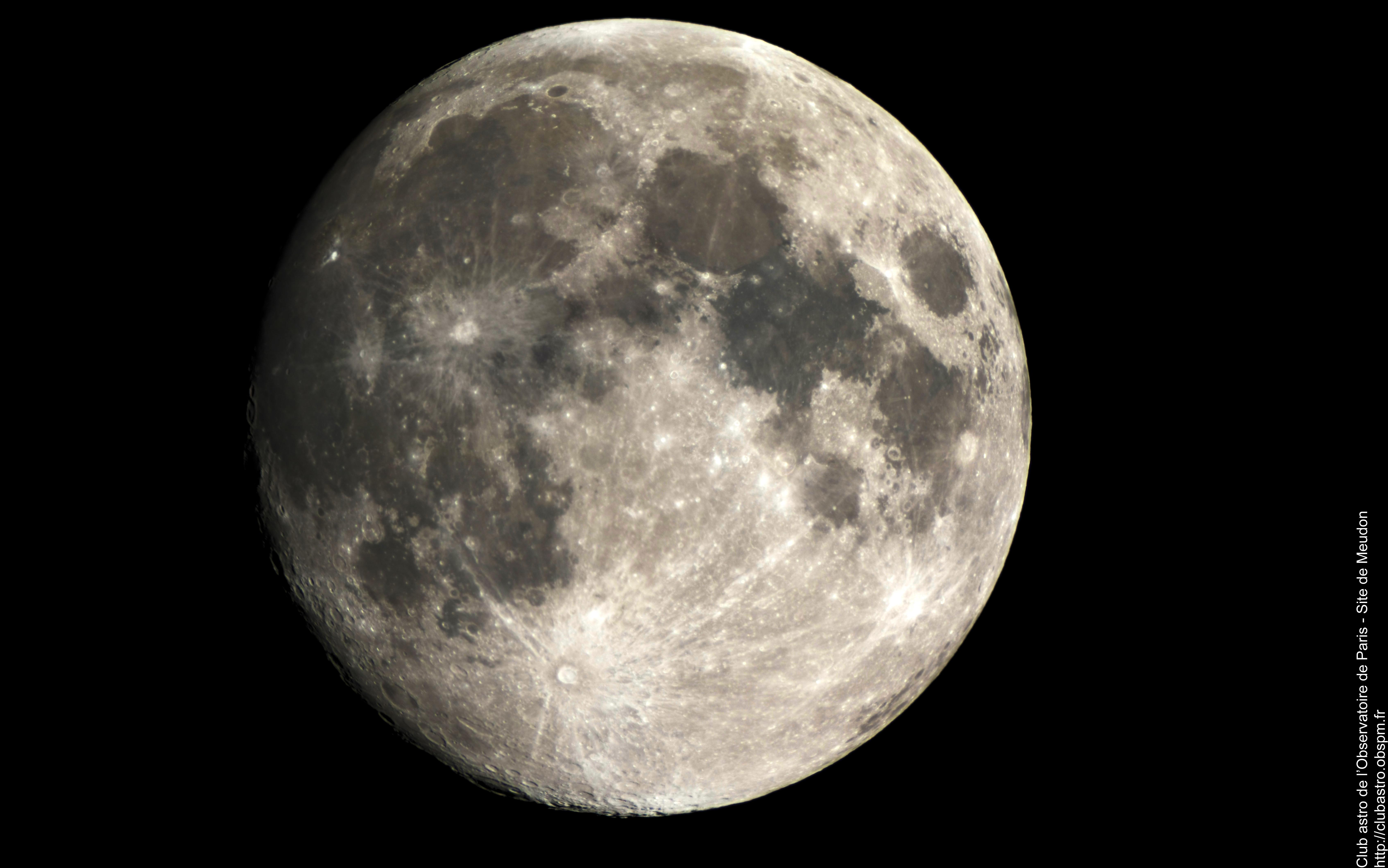 De l'enfer à la lune -